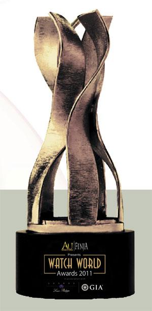 Watch World Awards Trophy